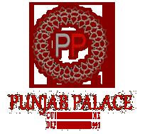 PUNJAB PALACE Logo